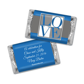 Rehearsal Dinner Love Personalized Miniature Wrappers