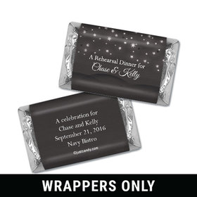 Under the Stars Personalized Miniature Wrappers