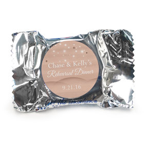Rehearsal Dinner Personalized York Peppermint Patties Starry Sky