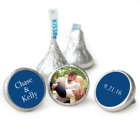Add Your Photo Rehearsal Dinner HERSHEY'S KISSES Candy Assembled