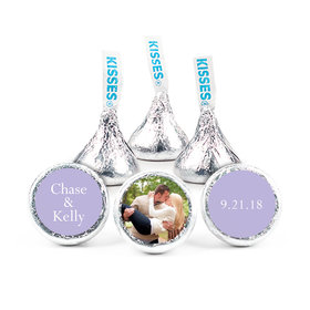 "Add Your Photo Wedding 3/4"" Sticker (108 Stickers)"