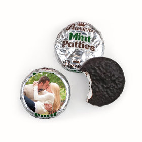 Rehearsal Dinner Personalized Pearson's Mint Patties Full Photo