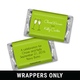 Toast Tomorrow Personalized Miniature Wrappers