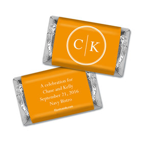 Side by Side Personalized Miniature Wrappers