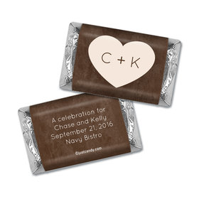 On the Menu Personalized Miniature Wrappers