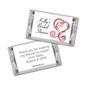 Love is Glorious Personalized Miniature Wrappers