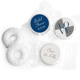 Love Personalized Bridal Shower LIFE SAVERS Mints Assembled