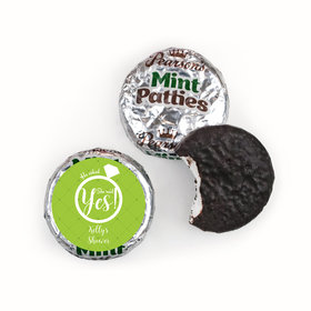 The Rock Personalized Pearson's Mint Patties Assembled