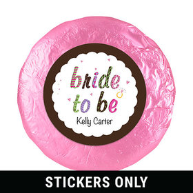 "Bride to Be 1.25"" Sticker (48 Stickers)"