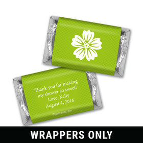 Sweet Personalized Miniature Wrappers