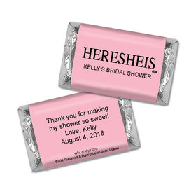 HERESHEIS MINIATURES Candy Personalized Assembled