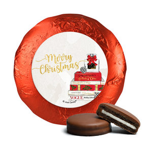 Personalized Chocolate Covered Oreos - Christmas Holiday Chic