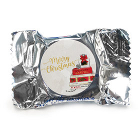 Personalized York Peppermint Patties - Christmas Holiday Chic