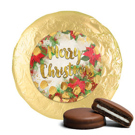 Personalized Chocolate Covered Oreos - Christmas Holly
