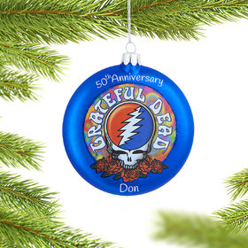 Personalized Grateful Dead