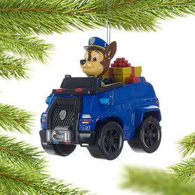 Personalized Paw Patrol Truck Chase
