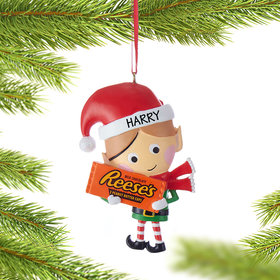 Personalized Hershey Candy Elf (Reese's)
