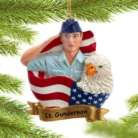 Personalized USAF Airman