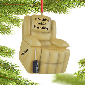 Personalized Recliner Chair