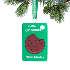 Personalized Girl Scouts of USA Thin Mints