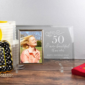 Personalized Picture Frame - More Beautiful Than Ever