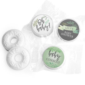 Oh Baby! Personalized Baby Shower LIFE SAVERS Mints Assembled
