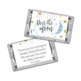 Personalized Baby Shower Over the Moon MINIATURES - Assembled