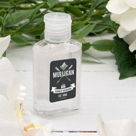 Personalized Family Reunion Outdoors Hand Sanitizer - 2 fl. Oz.