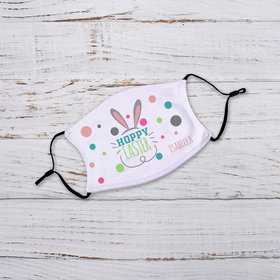Youth Face Mask - Hoppy Easter