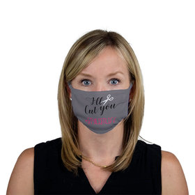 Personalized Face Mask - I'll Cut You