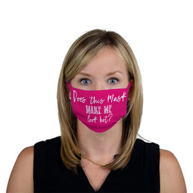Personalized Face Mask - Does this Mask Make Me