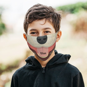 Personalized Face Mask - Dog Face