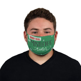 Face Mask - Unofficial Mistletoe Tester