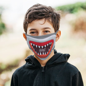 Personalized Face Mask - Shark Face