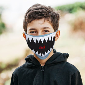 Personalized Face Mask - Shark Face 2