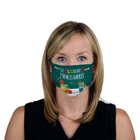 Personalized Face Mask - Class Teacher