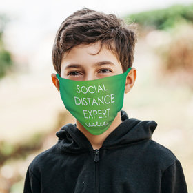 Personalized Face Mask - Write Your Own Message