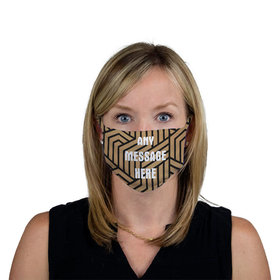 Personalized Face Mask - Gatsby Write Your Own Message