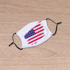 Face Mask - Patriotic Flag