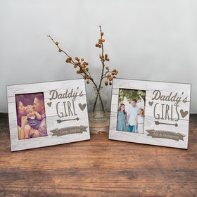Personalized Picture Frame - Daddy's Girl