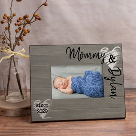 Personalized Picture Frame - Mommy & Me