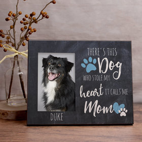Personalized Picture Frame - This Dog Stole My Heart