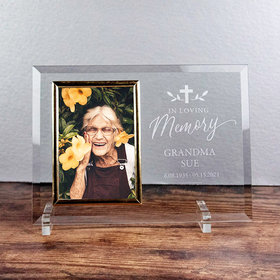 Personalized Picture Frame - In Loving Memory