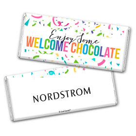 Personalized Work Welcome Logo Chocolate Bar