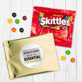 Personalized Business Thinks I'm Essential - Skittles
