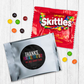 Personalized Business Colorful Thanks - Skittles