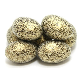 Premium Gold Almond Jewels