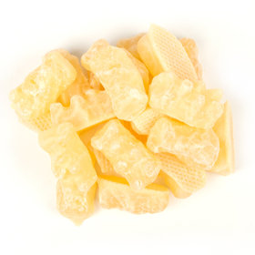 Premium White Chocolate Gummy Bears