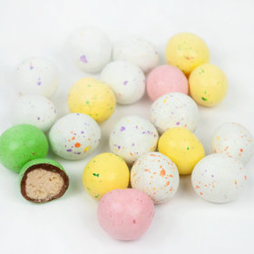 Premium Gourmet Spring Chocolate Speckled Malted Milk Balls