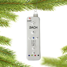 Personalized Wii Remote
